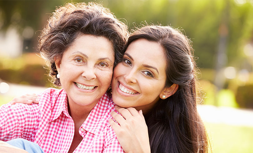 You'll Begin Perimenopause at the Same Age as Your Mother