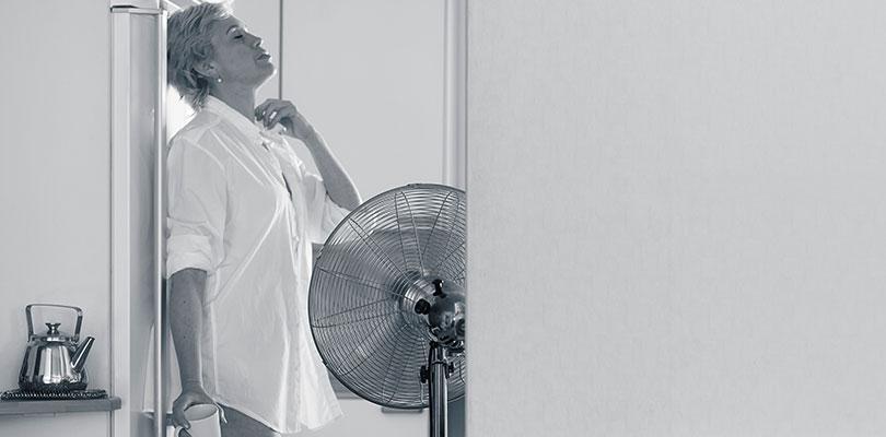 Ways to Manage Hot Flashes